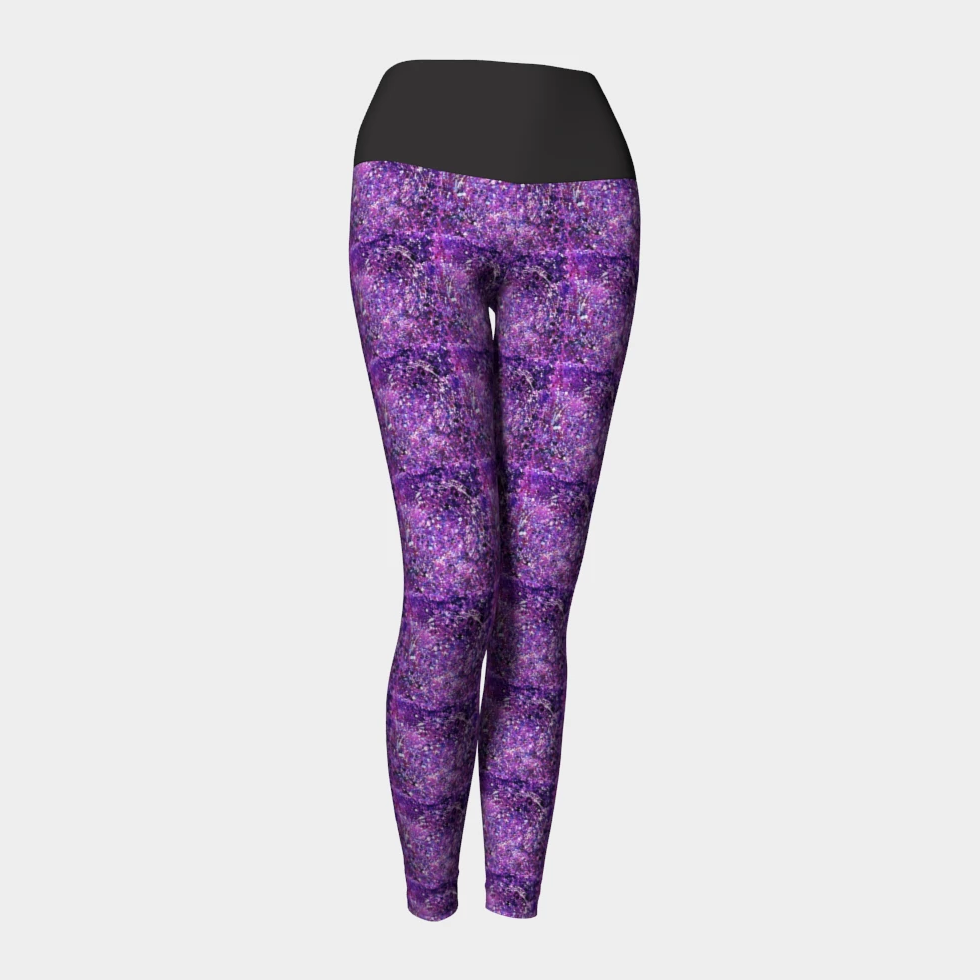 Amelia Yoga Leggings - Flora & May