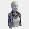 Sheroes Women of Congress Poly Chiffon Scarf