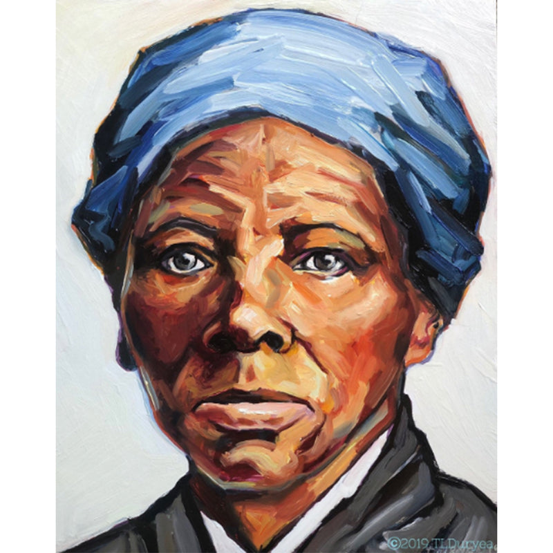 Harriet Tubman Portrait Print