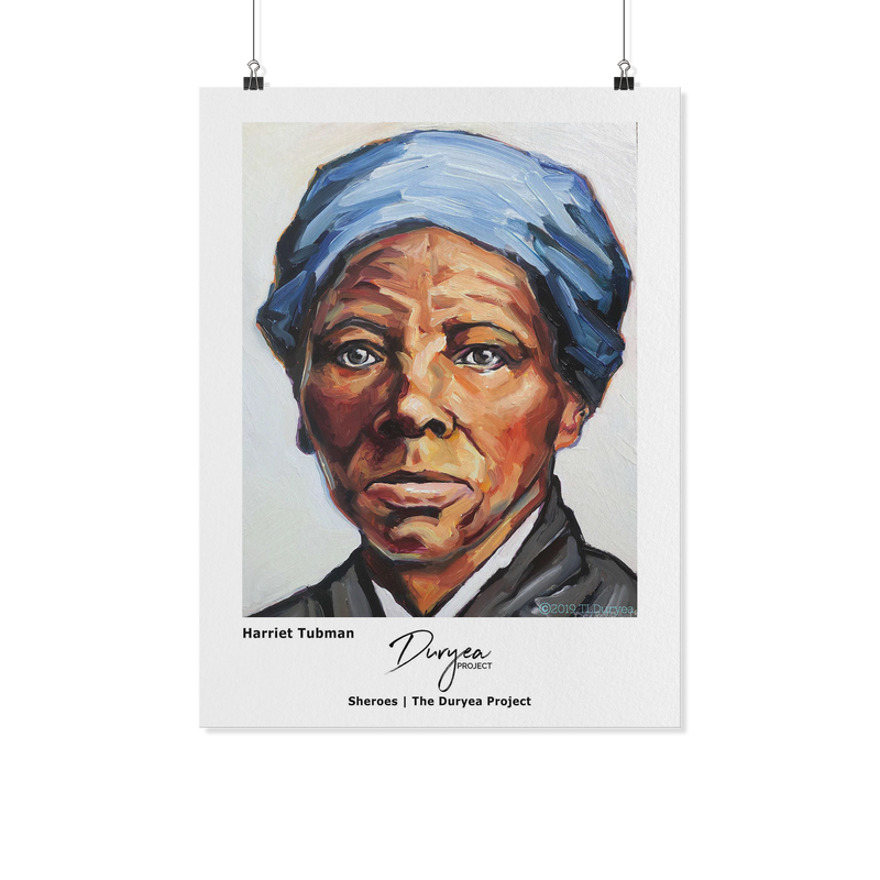 Harriet Tubman Poster
