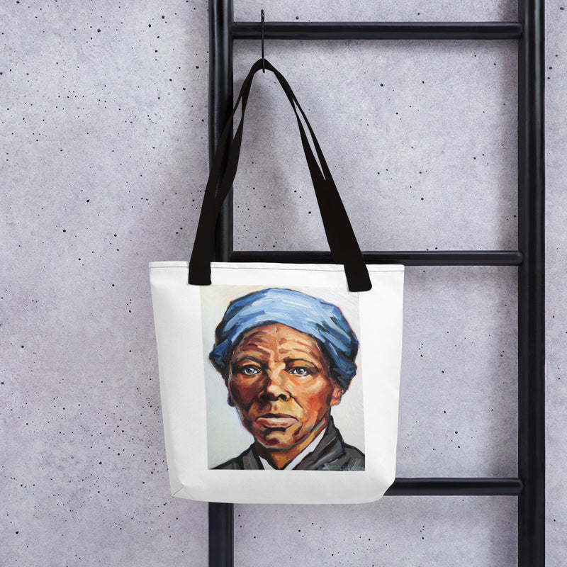 Harriet Tubman Basic Tote Bag