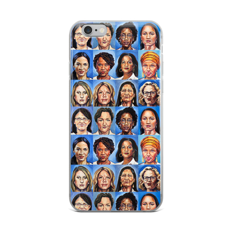 Sheroes Women of Congress iPhone Case 6-XS Max