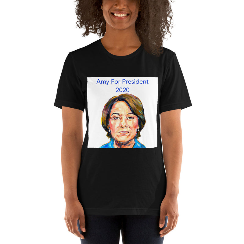 Women's Amy for President T-Shirt