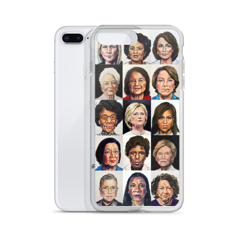 Large Print Sheroes iPhone Case 6-XS Max