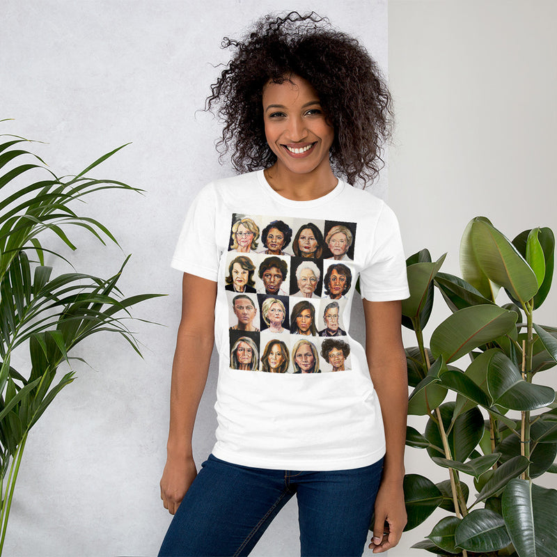 Women's Sheroes T-Shirt