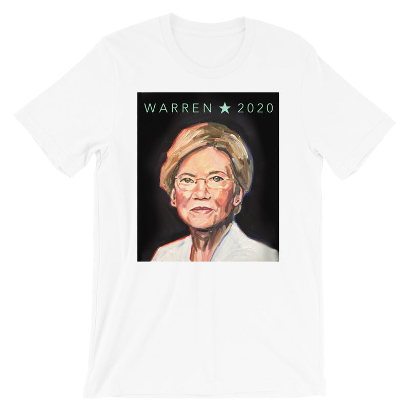 Men's Warren 2020 T-Shirt White