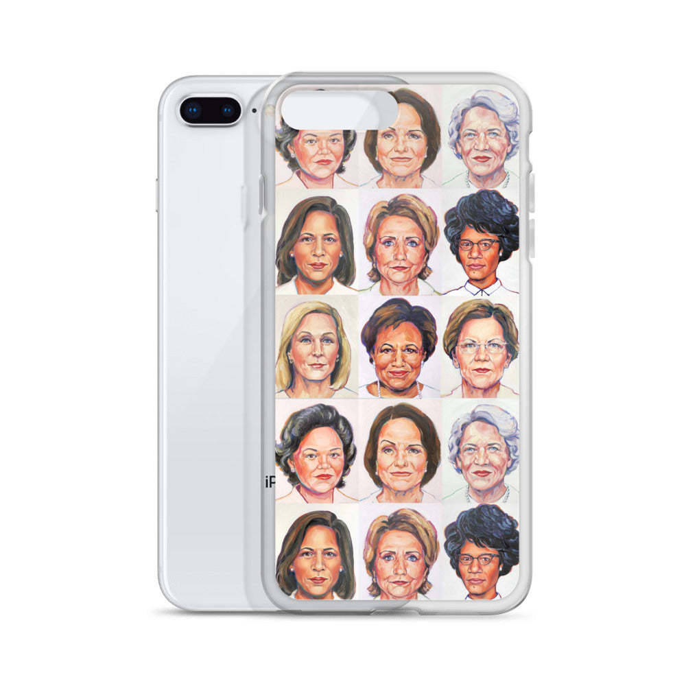 Sheroes Presidential iPhone Case 6-XS Max