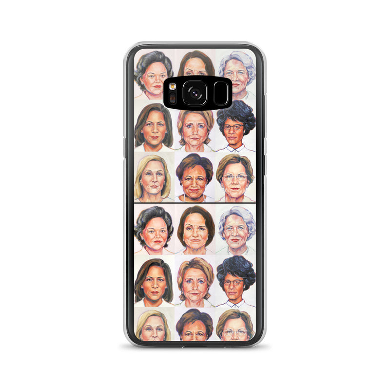 Sheroes Presidential Samsung Galaxy Case S7-S10+