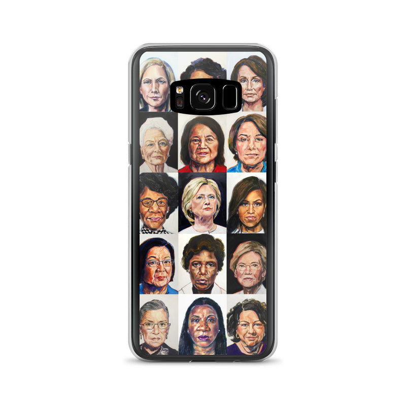 Sheroes Classic Samsung Galaxy Case S7-S10+