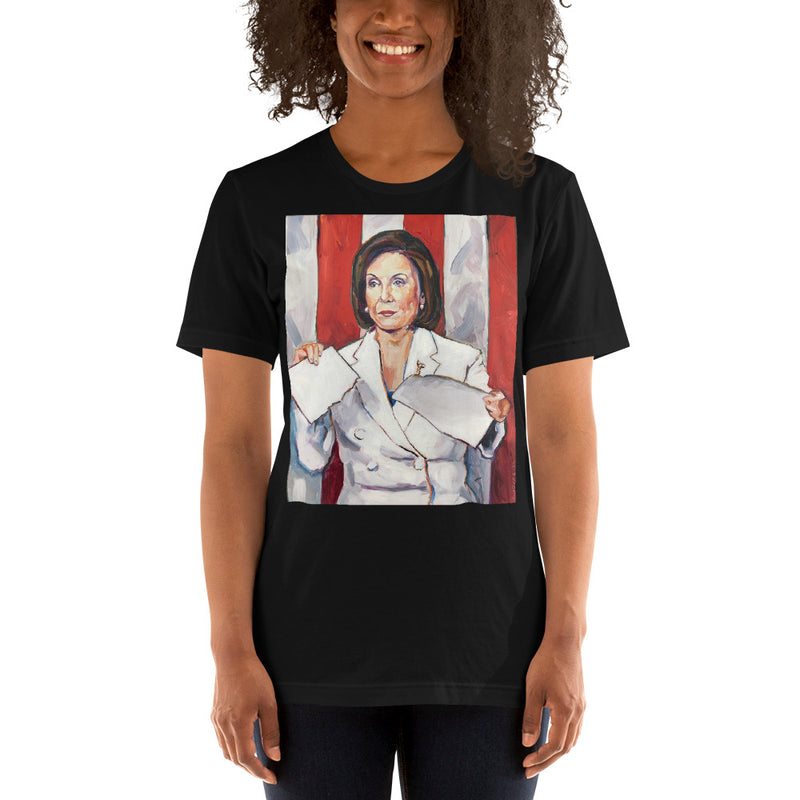 Women's Nancy and the Dirty Speech T-Shirt