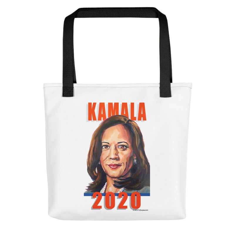 Kamala Harris Basic Tote Bag