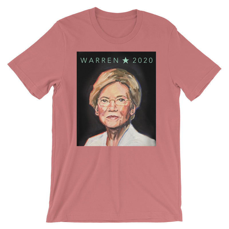 Men's Warren 2020 T-Shirt Mauve