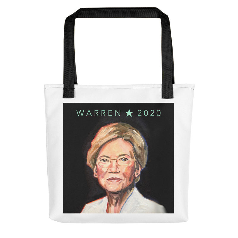 Warren 2020 Basic Tote Bag