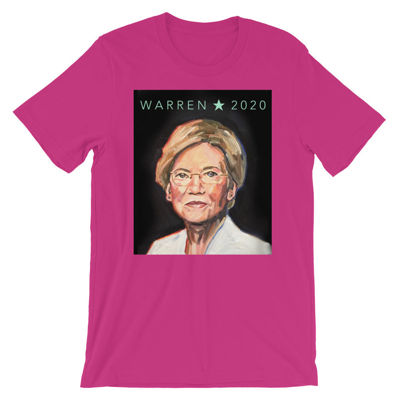 Men's Warren 2020 T-Shirt Berry