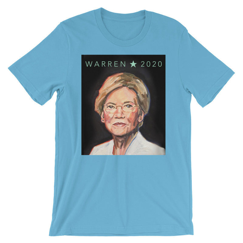 Men's Warren 2020 T-Shirt Ocean Blue