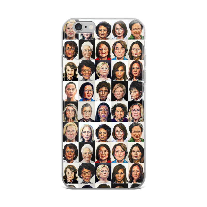Sheroes Classic iPhone Case 6-XS Max