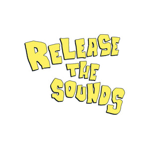 Release The Sounds Title Shirt (White)