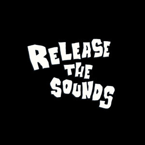 Release The Sounds Title Shirt (Black)