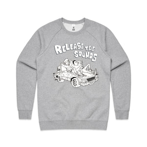 Album Crew Neck Jumper