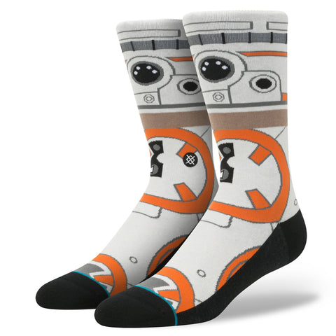 STAR WARS BB8 FORCE AWAKENS KIDS SOCKS BY STANCE