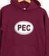 PEC oval sweatshirt prince edward county
