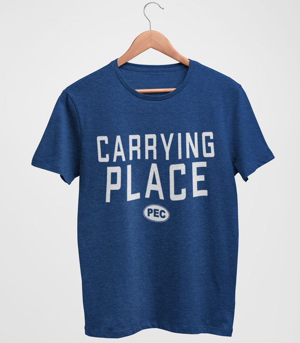 Carrying Place PEC PRINCE EDWARD COUNTY ONTARIO CANADA T-SHIRT COUNTYTSHIRTS