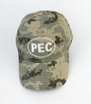 Camo Cap HAT PEC Oval • Mossy Oak Duck Blind Tree Stand Digital Grey Digital Green Neon Orange HUNTER HUNTING • Prince Edward County
