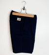HippyTree • NAVY Blue • Crag COTTON TWILL Shorts w/ Elastic Waist