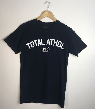 Total Athol PEC • Men's Modern Crew T-Shirt • Prince Edward County Wards • Navy Blue