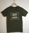 OLD COUNTY FARMER • Prince Edward County PEC • Military Green Modern T-shirt