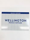 WELLINGTON ONTARIO SUBWAY POSTCARD Post Card • PEC Prince Edward County