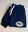 PEC Oval Navy Blue • Unisex Slim Fit Jogger Pants Sweatpants Jogging Sweat Pants • Prince Edward County