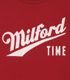 MILFORD TIME • Prince Edward County • Women's Modern Red PEC T-shirt