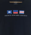 PEC NAUTICAL SIGNAL FLAG • Prince Edward County • Women's Modern PEC T-shirt
