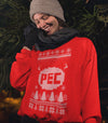 PEC XMAS SWEATER PRINCE EDWARD COUNTY HOLIDAYS FESTIVE