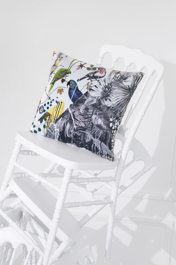 Christian Lacroix Bird  Cushion