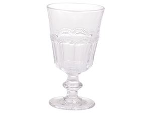 Antoinette Glassware with Pearl Edge (Set of 4)