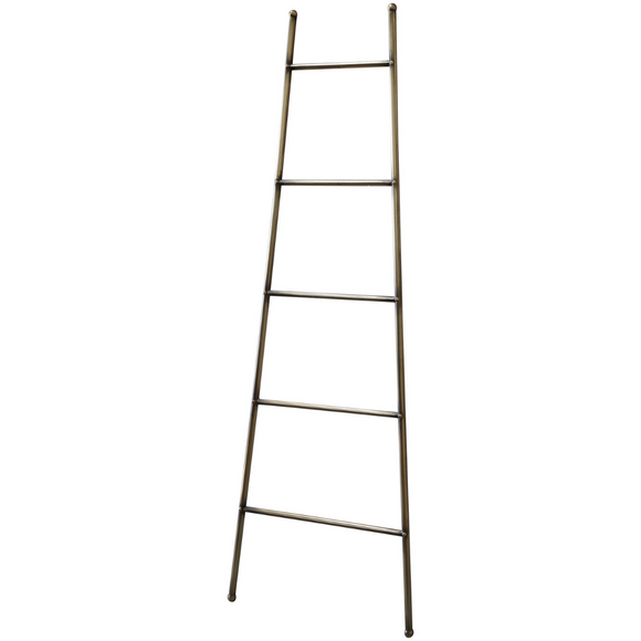 Brass Ladder for Deco