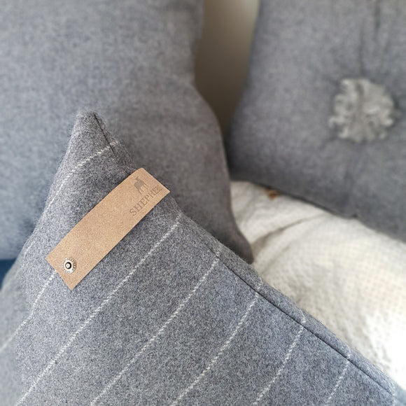 Tina Linen Rectangle Cushion