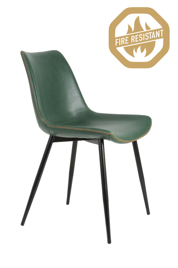 Forest Green Dining Chair