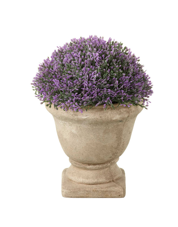 Heather Potted Planter (Small)