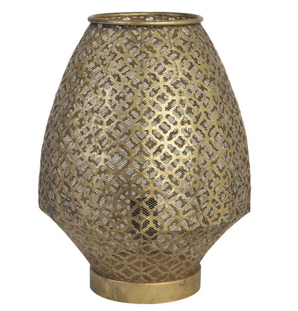Selna Gold Table Lamp