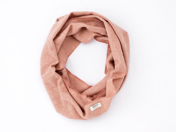 McNutt Rose Bay Infinity Scarf