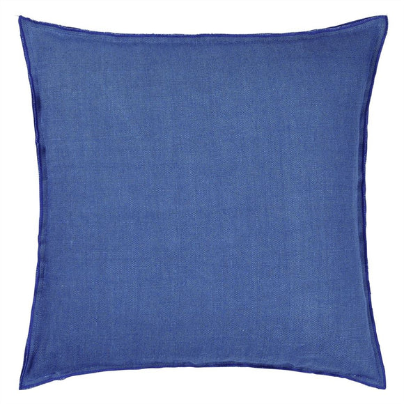 Lagoon & Marine Linen Cushion