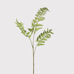 Large Green Fern Spray (Faux)