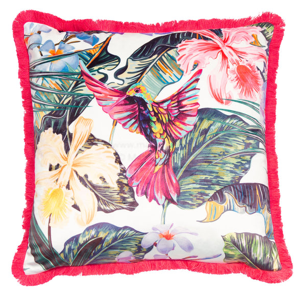 Multi Colour Design Cushion