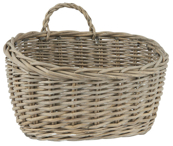 Wall Hanging Basket (w/handle)