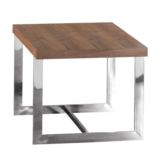 Stainless Steel Side/End Table