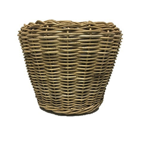 Rattan Wicker Basket Planter