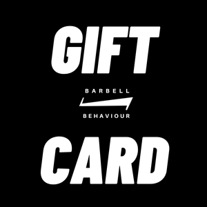 Gift Card - Barbell Behaviour